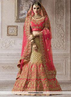 1a04bcd485 67 Best Bridal Lehenga Choli images in 2019 | Lehenga choli online ...