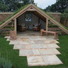 Backyard Gazebo, Backyard Playground, Backyard Landscaping, Pergola, Outdoor Spaces, Outdoor Living, Outdoor Decor, Outdoor Projects, Diy Terrasse