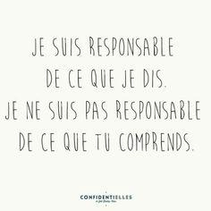Soy responsable de.....