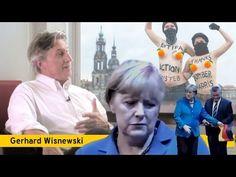 Antideutsch, die Immun Krankheit? Merkel, der Feind-General? - Gerhard Wisnewski bei Frei Schnauze! - YouTube
