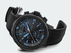 IWC Aquatimer 50 Yrs Science for Galapagos Watch