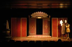 @vielkadeavila Paneles para obra teatral