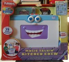 1000 images about discovery toys on pinterest preschool for Playskool kitchen set