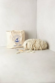 Ribbed Throw Knit Kit - anthropologie.eu