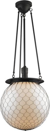 i saw this light in a home tour, 3 of them hanging over the kitchen island. looked awesome!