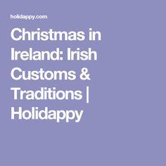 Christmas in Ireland: Irish Customs & Traditions | Holidappy