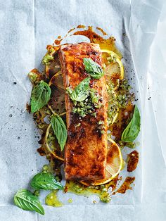 Salmon recipes 220676450477071315 - smoked paprika and green olive salmon Olive Recipes, Easy Salmon Recipes, Fish Recipes, Seafood Recipes, Healthy Dinner Recipes, Cooking Recipes, Salmon Dishes, Fish Dishes, Seafood Dishes