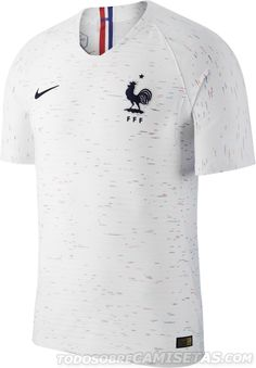 France 2018 World Cup Nike Kits Maillot Equipe De France 6edc0e191f4ba