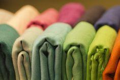 10 Tips for Softening Cotton Fabric. Tried soaking  soda & white vinegar on Indian banjara scarf, still stiff. Borax or salt soak next ?