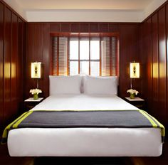 Hudson Hotel NYC. A Boutique Hotel in Midtown. New York Luxury ...