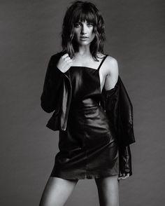 Leather goods pt I @alicialamson  #leathergoods #leatherjacket #lbd #thelbd #styleblogger #fashionblogger