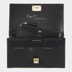 anya hindmarch | bespoke ebury purse.