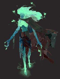 Hades, Samuel Youn on ArtStation at https://www.artstation.com/artwork/gOykL