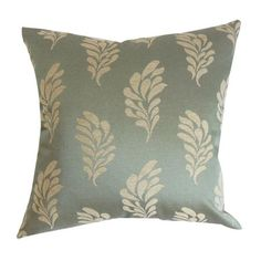 I pinned this Avalon Pillow in Seaglass from the Shades of Style: Natural & Neutral event at Joss and Main!