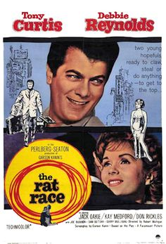 The Rat Race (1960) - Tony Curtis, Debbie Reynolds, Jack Oakie