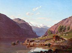 Posts about Johan Fredrik Eckersberg written by adfarga North Europe, Scandinavian, Mountains, Nature, Travel, Art, Paisajes, Paintings, Voyage