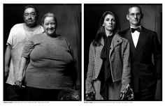 """Photographer Mark Laita, who decided to stand people of different backgrounds, occupations, and appearances next to each other to — in his words — """"let the viewer think for themselves about how the two individuals in the photographs relate and what that means."""""""