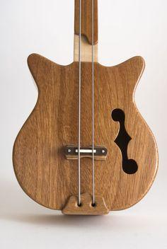 2 string slide bass