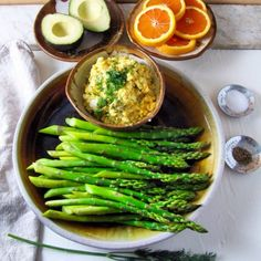 Egg Salad and Asparagus. Egg Salad and Asparagus: I will teach you how to boil perfect eggs make GREAT egg salad and prepare perfect asparagus for dipping. Healthy Salad Recipes, Vegetarian Recipes, Types Of Salad, Perfect Eggs, Asparagus Egg, Egg Salad, Brunch Recipes, Gluten Free Recipes, Side Dishes
