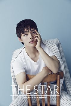 Yeo Jin Goo Covers The Star's June 2015 Issue | Couch Kimchi