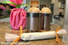 Frugal Recipe: Bread in a Can
