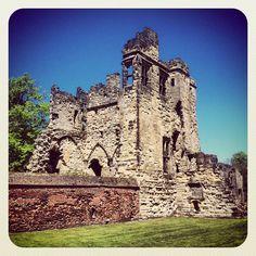Ashby-de-la-Zouch Castle, Ashly-de-la-Zouch, Leicestershire, United Kingdom