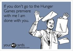 Hunger Games humor :)