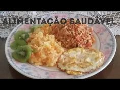 ALIMENTAÇÃO SAUDÁVEL - PURÊ MISTO COM CHIA Mashed Potatoes, Ethnic Recipes, Food, Fried Eggs, Potatoes, Carrot, Vegetarian Cooking, Recipes, Ideas
