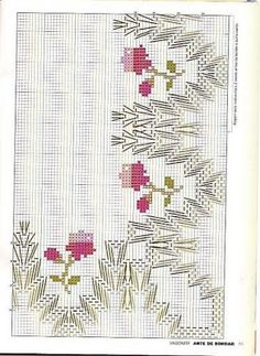 Swedish weaving - huck weaving with cross stitch Weaving Designs, Weaving Projects, Quilting Projects, Quilting Designs, Embroidery Patterns Free, Diy Embroidery, Cross Stitch Embroidery, Cross Stitch Patterns, Swedish Weaving Patterns