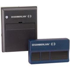 chamberlain power drive 1 2 hp garage door opener hd200cd home