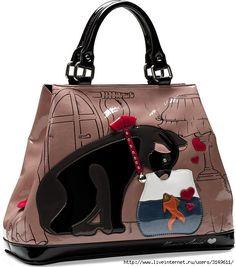 45240de79683 Женские сумки итальянской компании Braccialini Unique Handbags, Unique  Purses, Diy Purse, Purse Styles