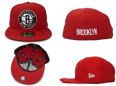 1d0e363e8 Brooklyn Nets x New Era - 59FIFTY Fitted Cap Custom Color Collection