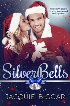 Title: Silver Bells Author: Jacquie Biggar Genre: Holiday Romance Release Date: December 2016 Summary: Mystery writer, J. Christmas In July, Christmas Movies, Christmas Carol, Christmas Wishes, Holiday, Hallmark Christmas, Family Christmas, White Christmas, Baby Boomer Era
