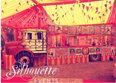 A truck for your mehendi or maybe one that serves cocktails? Cool Indian wedding decorations #indianwedding #indianweddingdecor