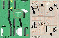 Bureau Mirko Borsche unveils rejected Phaidon covers for Performance book