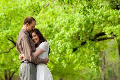 Fairmount Park Horticulture Center Engagement Photos   Philadelphia Wedding Photographer   Studio A Images