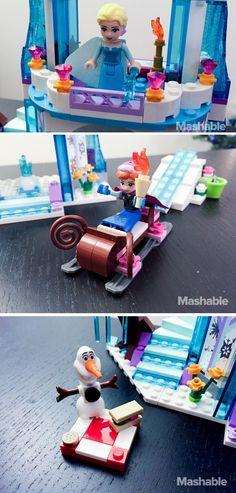 Frozen LEGO set!