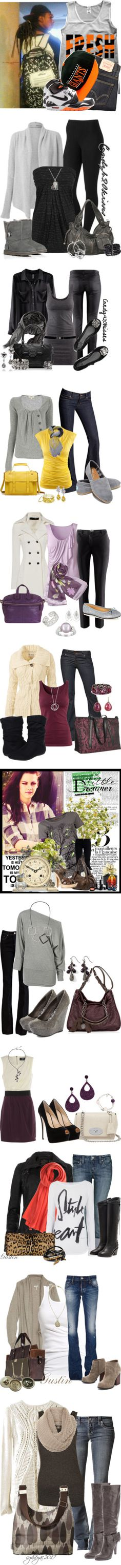 """""""Outfits"""" by loca-eqauy217 ❤ liked on Polyvore"""