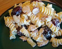 Grape Chicken Pasta Salad Recipe