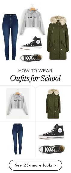 """""""Steal my look: last day of school"""" by emilia-emilia-1 on Polyvore featuring River Island"""
