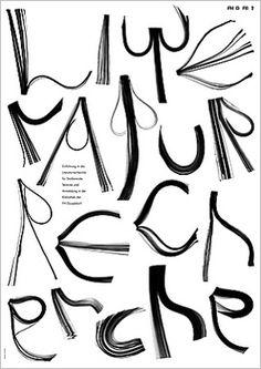 Инга Альберс: «Поиск литературы», для библиотеки высшей специальной школы Дюссельдорфа