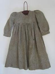 Little Prarie Girls Dress