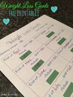 loss belly fat fast rapid fat loss best weight loss supplement for women - Utilize this weight loss goals free printable to keep track of your long and short term goals. Setting monthly goals is a way to keep yourself accountable. Weight Loss Binder, Weight Loss Journal, Weight Loss Goals, Fast Weight Loss, Weight Loss Motivation, Healthy Weight Loss, Fat Fast, Best Weight Loss Supplement, Weight Loss Supplements
