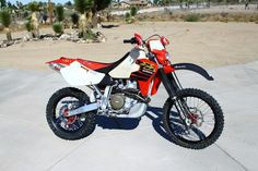 Perfect Honda XR650r