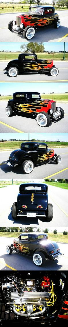 1932 FORD COUPE..Re-pin brought to you by agents of #Carinsurance at #Houseofinsurance in Eugene, Oregon