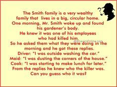 murder mystery whoi killed the gardener