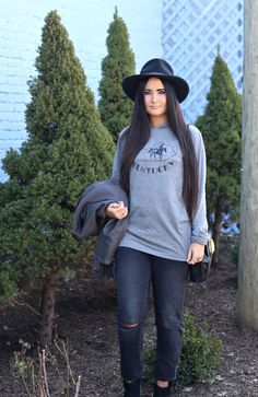 The Kentucky Layering Hoodie — Miss Molly Vintage