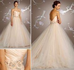Suknie ślubne Lazaro |