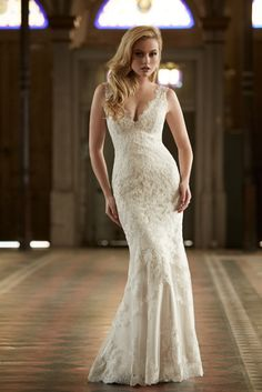 Allure  Bridals style 9304. Available exclusively at Encore Bridal in Fort Collins CO (970) 224-4776