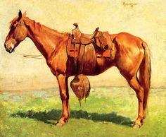 Cow Pony (Frederic Remington)